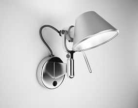 Artemide Tolomeo wall 3D model