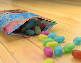 Candy Bag 3D