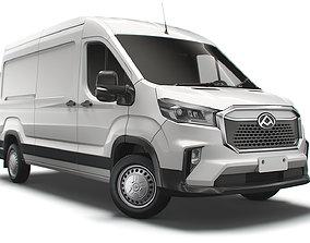 Maxus E Deliver 9 L3H2 2022 3D