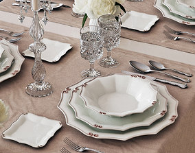 Table Setting 11 3D