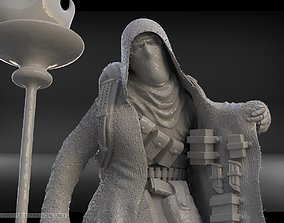 Resident Evil 4 Merchant 3D print model