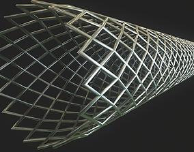 3D asset Medical Stent