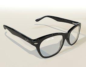 Rayban Glasses 3D eye