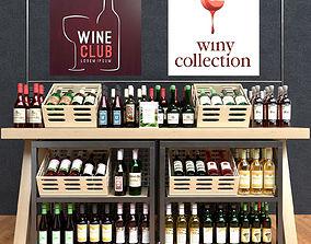 WineTable 3D