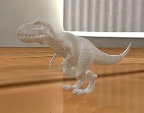 T-Rex Figurine 3D print model