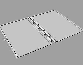 bank card holder 3D print model