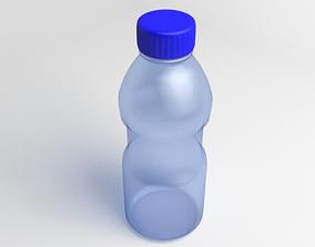 3D Bottle Water 8 oz
