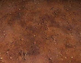 3D ground soil tile 02