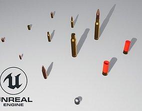 556x45 3D model VR / AR ready Ammo pack