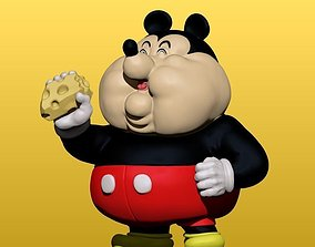3D print model Mickey Mouse