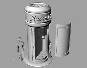 Pulowski Preservation Shelter Fallout 3D printable model 2