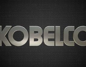 3D kobelco logo