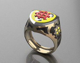 3D print model Ring Stalker