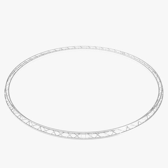 Circle Triangular Truss (Full diameter 1000cm)