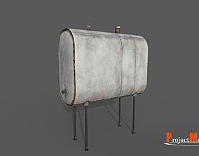 Water tank V1 3D asset realtime