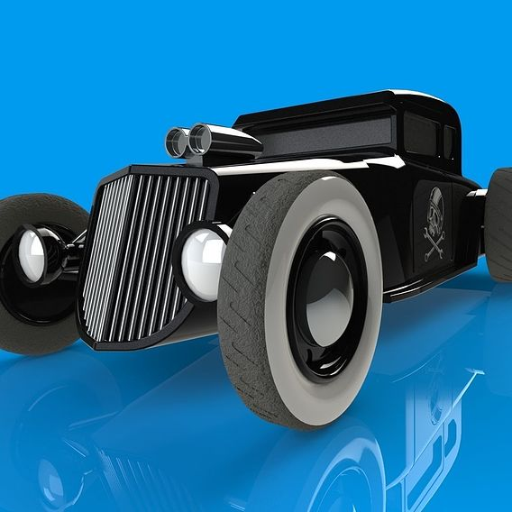 Hotrod Toy