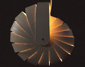 Nautilus Lightshade Natural 3D model
