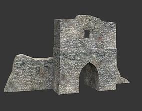 3D asset Gatehouse