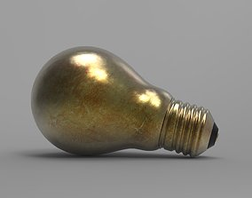Light Bulb 3D lamp interior