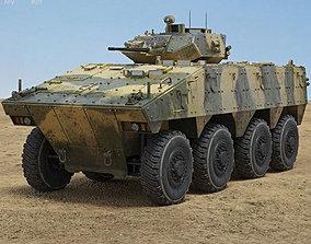 3D VBCI Vehicle