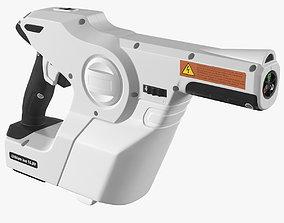 Electrostatic Disinfectant Sprayer Gun 3D model