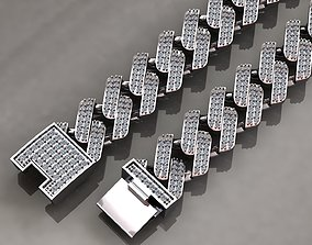 3D print model Chain Bracelets 25
