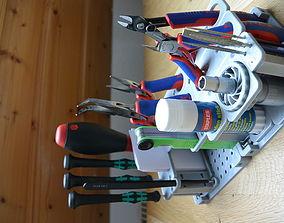 3D print model Multi Tool Holder
