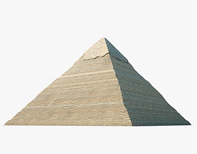 3D Pyramid of Khafre