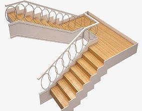 3D Stair 003