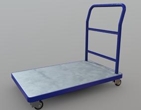 Platform Truck 3D model