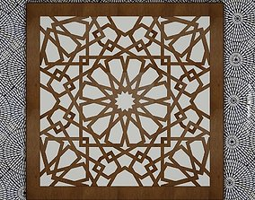 3D print model Arabesque art