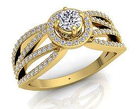 3D printable model Royal Collection Diamond Ring