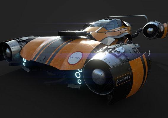 Sport flying car
