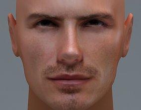 David Beckham 3D