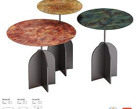 De Castelli Nicola Small Table 3D model