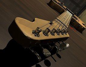 3D Telecaster Electric Guitar