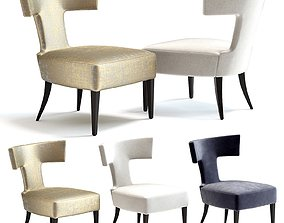 The Sofa and Chair Co - Portman Occasional chair 3D