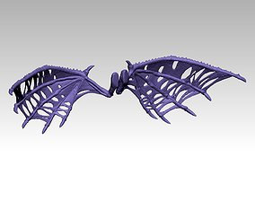 demon wings2 3D print model