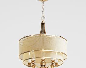 3D Possini Euro Nor 23 lamp