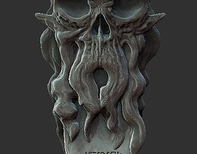 3D Cthulhu Totem