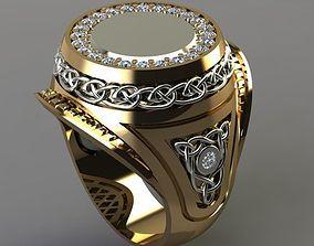 3D printable model VAS Men Ring