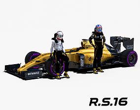Renault RS16 3D model