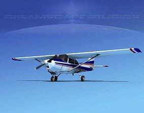 3D Cessna 172RG Cutlass V02