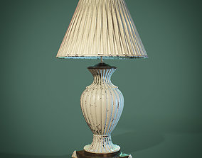 3D asset PBR Table Lamp