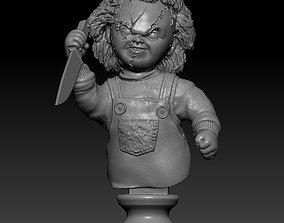 3D printable model Chucky Remix 2