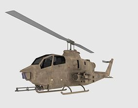 Helicopter 1 3D
