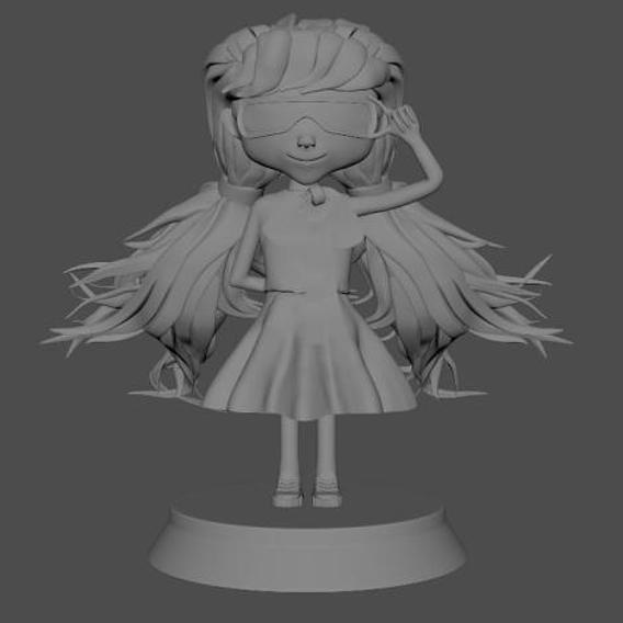 3D Printing Doll