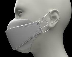 3D Dust mask