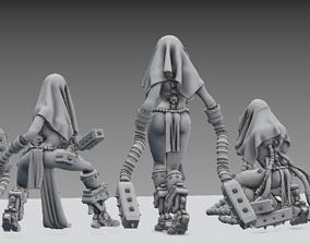 Arcofabulous Flagellant Set 2 3D printable model