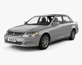 Toyota Avalon XL 2001 3D model